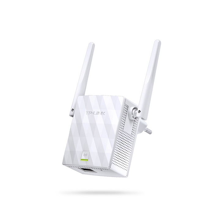 Répéteur de signal Wireless N 300 Mbps avec 1 port Ethernet 10/100Mbps TL-WA855RE