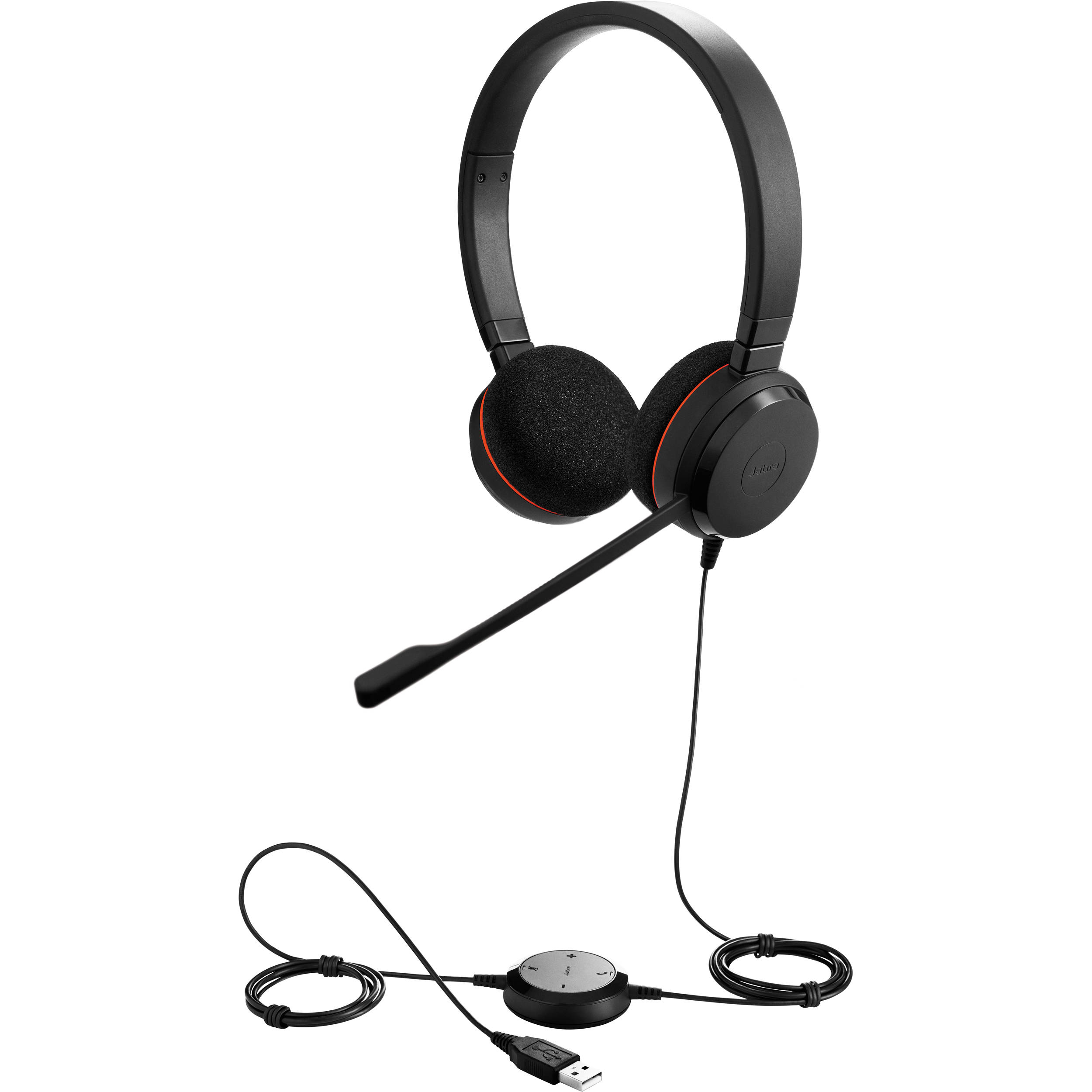 Casque EVOLVE 20 MS Stereo USB Headband, Noise canc 4999-823-109
