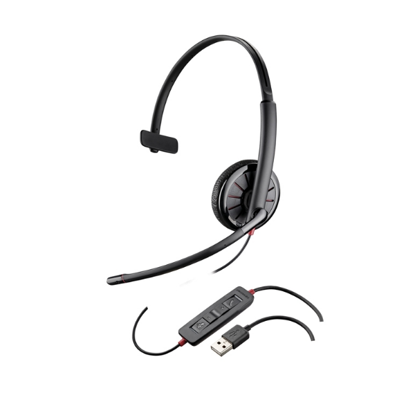 BLACKWIRE C315-M MONO HEADSET 200264-01