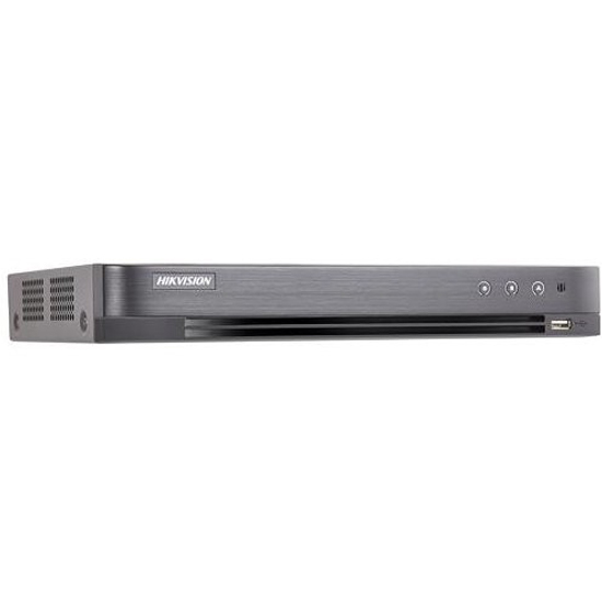 DVR 8 Channels Turbo HD Jusqu'à 3MP HDTVI/CVI/AHD/CVBS, 4DS_DS-7208HQHI-K1