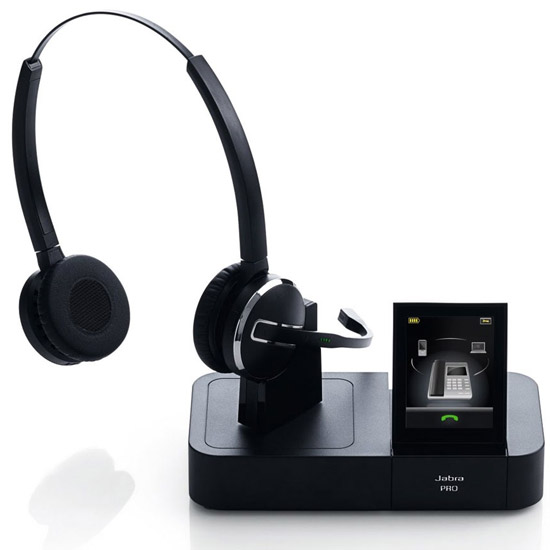 Jabra PRO 9460 (version binaurale) - Optimisé pour Microsoft Lync 9460-29-707-101