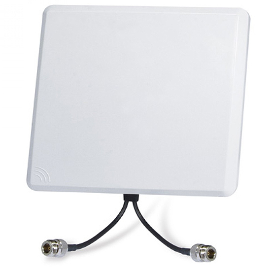 5GHz 15dBi Flat Panel Dual Polarization Directional Antenna ANT-FP15AD