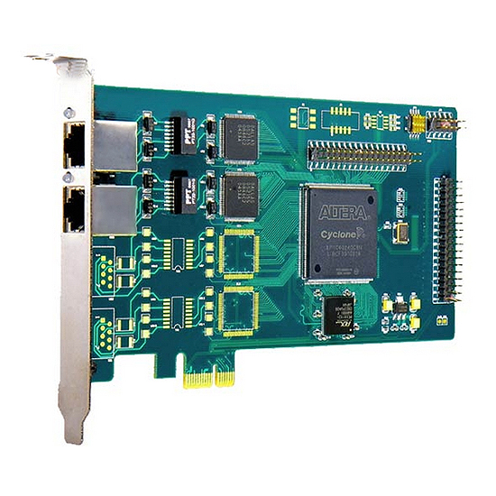 Carte E1 a deux port Pour Asterisk ISDN PRI Digital Interface Card
