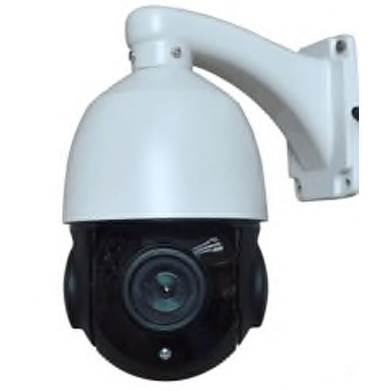Caméra Mini High Speed Dome 1.3MP Zoom18X D2810