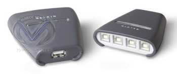 Belkin Switch USB 4x1