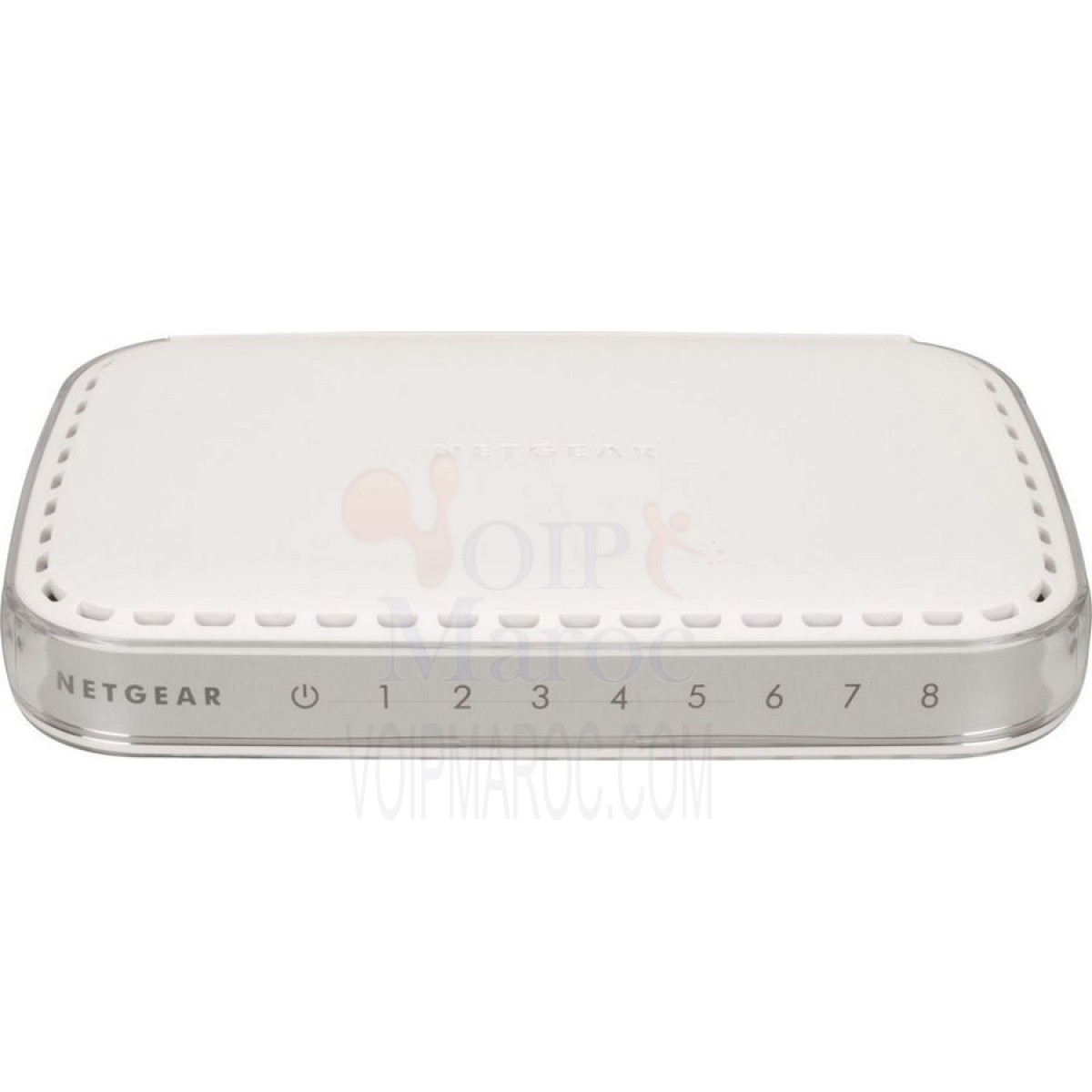 Switch Gigabit 8 ports 10/100/1000 Mbps GS608