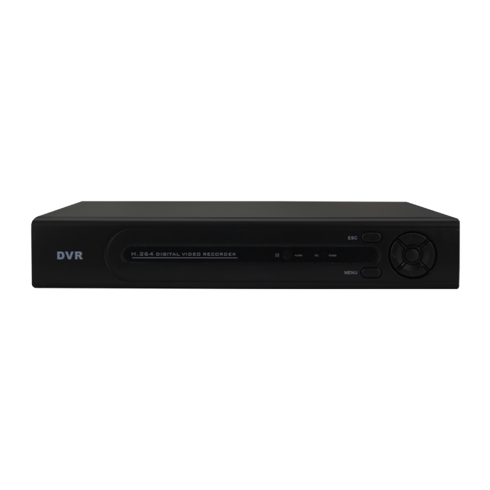 DVR Hybride 8 Channel AHD et IP, 1 SATA 3TB