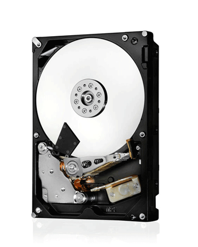 "HGST Ultrastar 7K4000 HUS724020ALE640 2 To 3.5 ""Internal Hard Drive HUS724020ALE640"