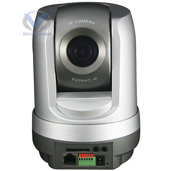 "IP SPEED DOME CAM. 1/4""SONY CCD420TVL I521"
