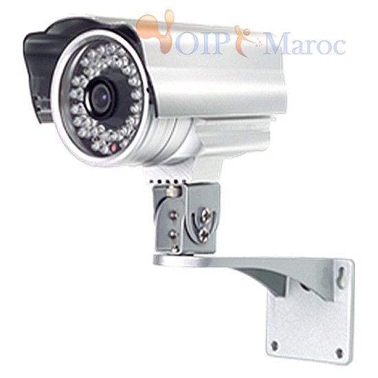 CAMERA IP INFRAROUGE IP 62 IP62IR