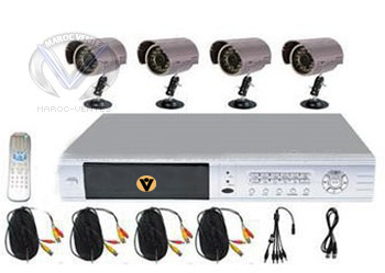 DVR Kits and Camera