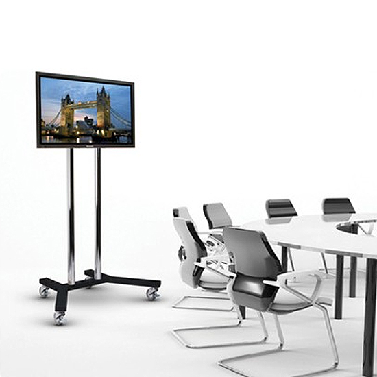 MEUBLE SUPPORT TV PLUSSCREEN SPTE-SR170BC