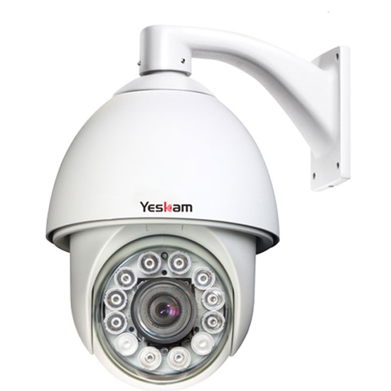 HD High Speed Dome Camera 700TVL YK H6RX-S