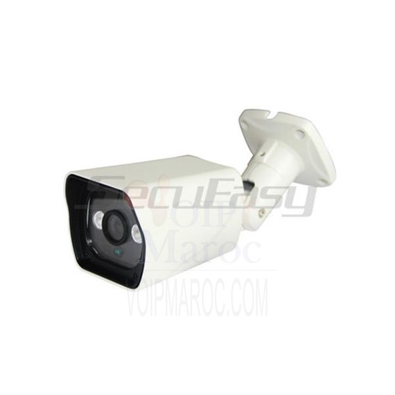 Camera IP 2 MP POE Etanche Weatherproof Infrarouge D2709
